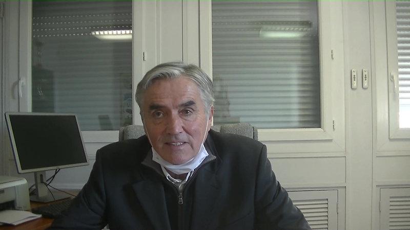 Pierre GUIBERT / Président district du VAR / BONNES FETES