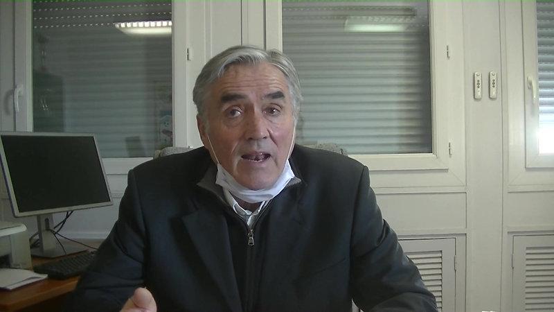 Pierre GUIBERT / Président district du VAR / L'OMBRE DU 3 ème CONFINEMENT