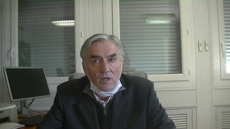 Pierre GUIBERT / Président district du VAR / LE SOUTIEN AUX CLUBS