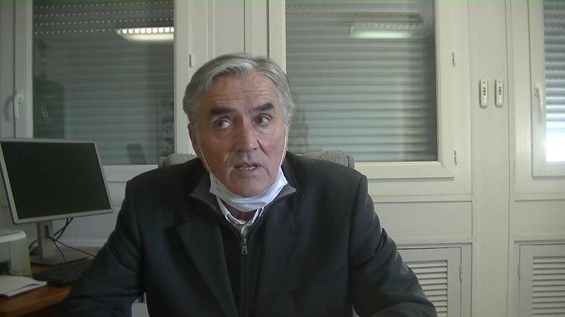 Pierre GUIBERT / Président district du VAR / IDEES-FORCES DU MANDAT EN COURS