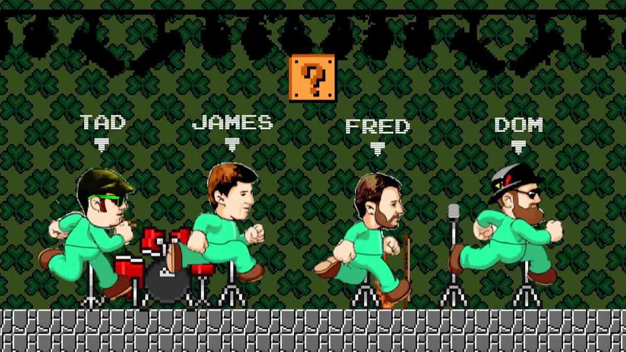 Celtic Smash Bros