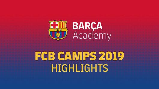 Highlights F.C. Barcelona Soccer Camps EE.UU. (ISL FUTBOL)