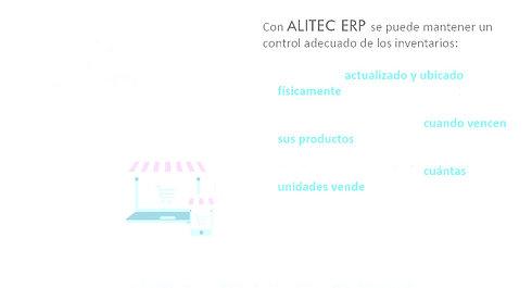 ALITEC ERP PARA REPUESTERA (CANAL)