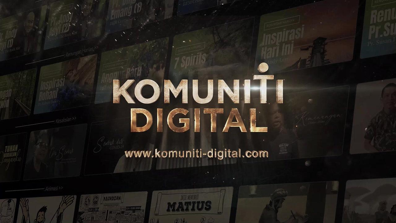Komuniti Digital