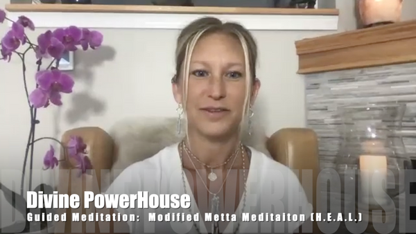Discussion and Guided Modified Metta Meditation with HEAL method