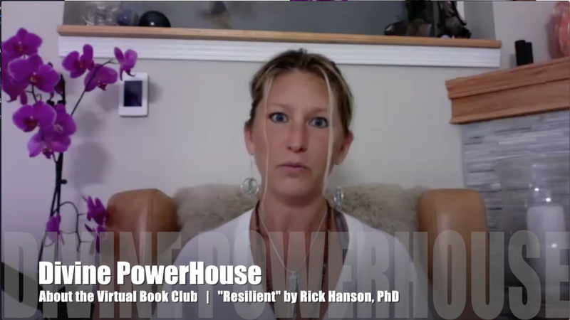 About the Divine PowerHouse Virtual Book Club - Resilient