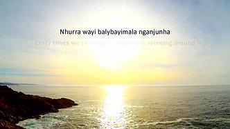 Yamatji Remix Lyric Video - MCUI 'You won't bring us down'