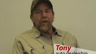 Tony QCS Auto Dealership