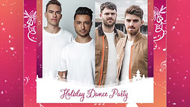 Holiday Dance Party - Holiday Giveaway