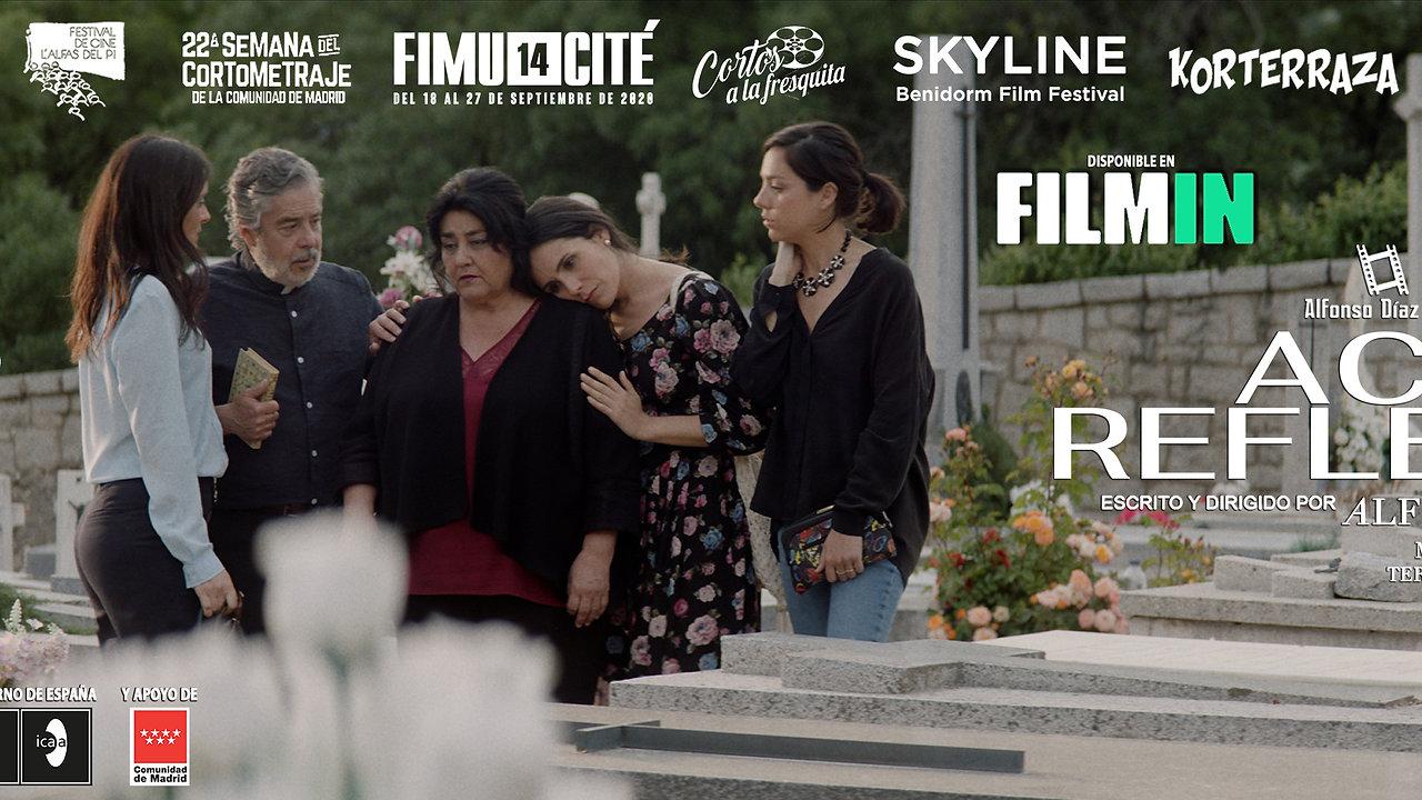Trailer - Acto Reflejo (Alfonso Díaz, 2020)