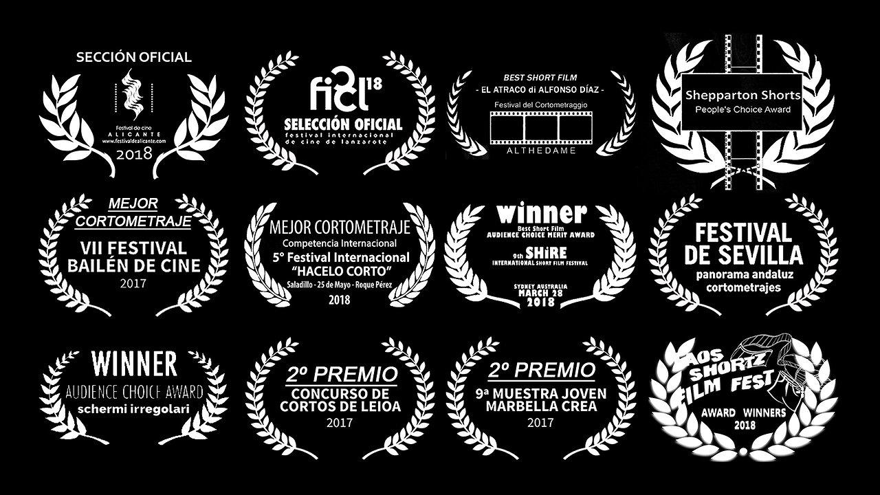 "TRAILER ""El Atraco"" (""The Robbery"") (Alfonso Díaz, 2017)"