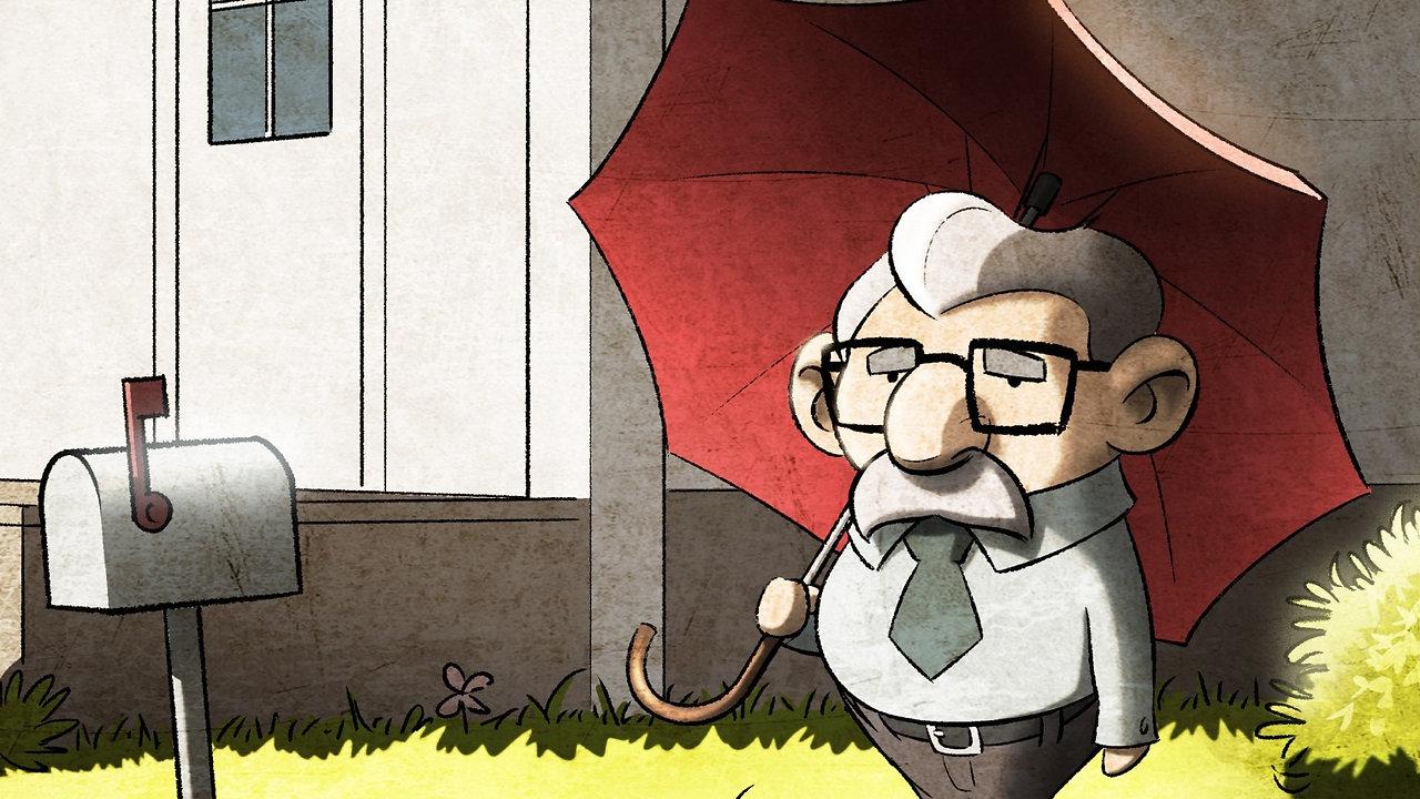 """Trailer - """"El hombre que nunca vio llover"""" (Miguel Muñoz, 2020)"""