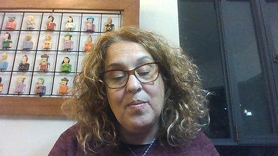 אורית כהן הפסיכולוגית המחוזית במסר לפסיכולוגים במחוז י-ם