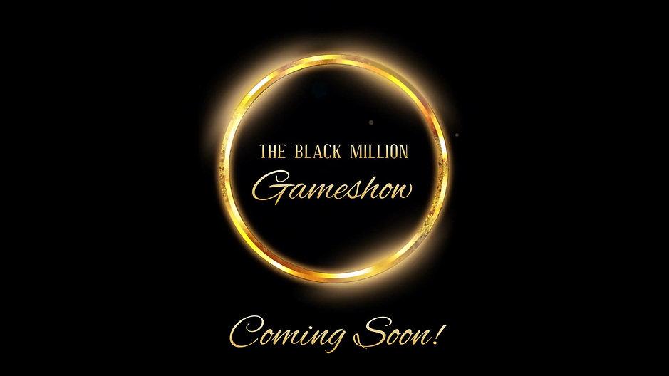 THE BLACK MILLION GAMESHOW