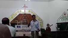 Juan - Winner of Bible Society Speech Competition