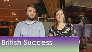 British Success - Nathan and Rebecca Bowles