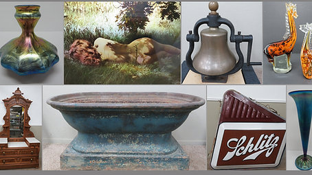 Baileys Honor Auctions - October 2020 Antiques and Collectibles Auction