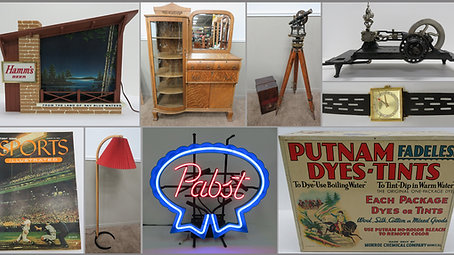 Baileys Honor Auctions - May 2021 Online Antiques and Collectibles Auction
