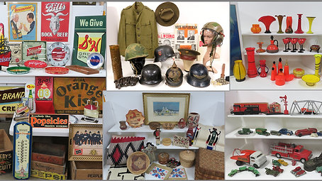 Baileys Honor Auctions - Two Day Online Auction Event - May 2020