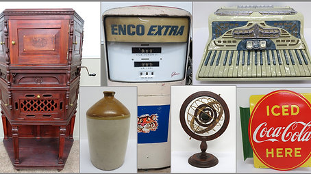 Baileys Honor Auctions - January 2021 Antiques and Collectibles Auction