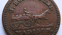 Hard Times And Civil War Tokens - An Interesting Collectible!