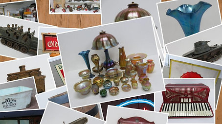 Baileys Honor Auctions - August 2020 Antiques and Collectibles Auction