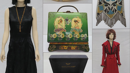 Baileys Honor Auctions - Period Fashion, Jewelry, Hats, Accessories and More - June2021_720p