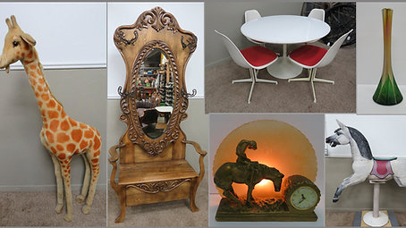 Baileys Honor Auctions - September 2020 Antiques and Collectibles Auction