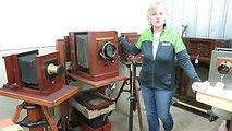 Studio Cameras - Portraits of the Past