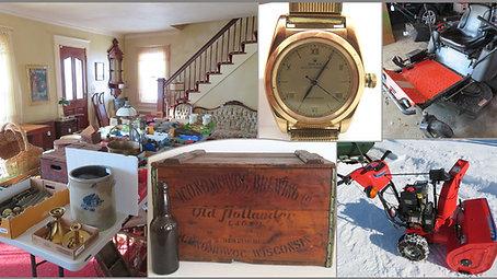 Baileys Honor Auctions - Online Estate Auction - Oconomowoc Wis - Feb 2021