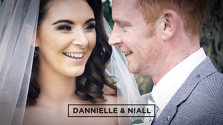 Dannielle and Niall