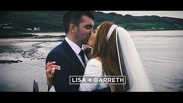 Lisa and Garreth