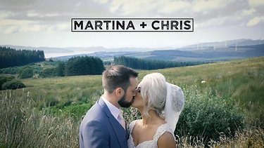 Martina and Chris