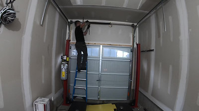 High lift extension and LM 8500W opener