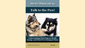 Talk to the Paw: Canine & Human Body Language STREAMING