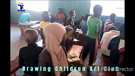Children Learn how to Draw