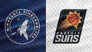 Wolves vs. Suns - 12/16/17