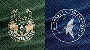 Wolves vs. Bucks - 2/1/18
