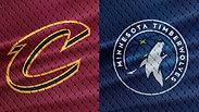 Wolves vs. Cavaliers - 1/8/18