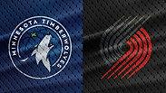 Wolves vs. Blazers - 12/18/17
