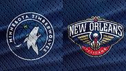 Wolves vs. Pelicans - 2/3/18
