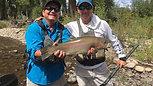 Gunnison River Big Trout