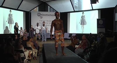 Fair Trade Fashion Show 2016