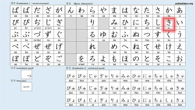 音読 ひらがな Hiragana(体験版)