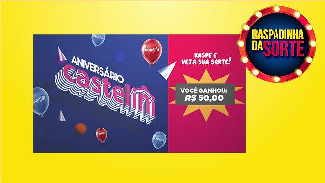 VT Aniversário Castelini