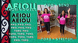 MĀORI - AEIOU Piko Toro