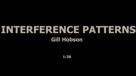 INTERFERENCE PATTERNS - GILL HOBSON