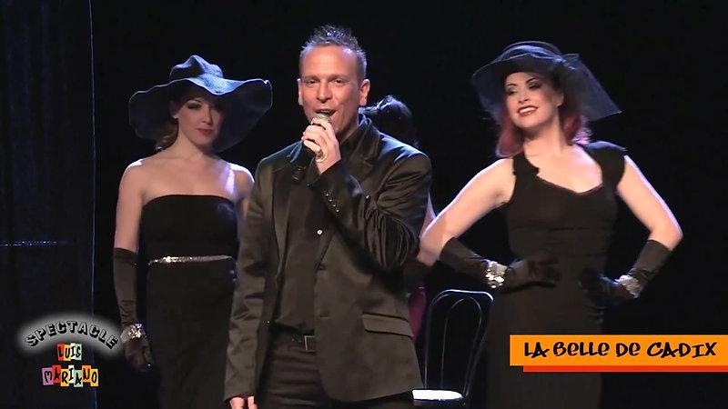 La troupe Amazone rend hommage à Luis Mariano...