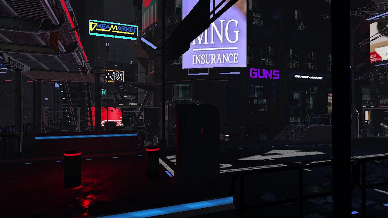 ANATHEMA: THE VR SHOOTER GAME