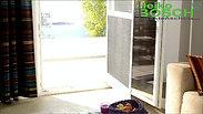 Pendeltür Hund